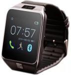 "Smartwatch iUni U18, LCD Capacitive touchscreen 1.5"", Bluetooth, Bratara silicon (Negru)"