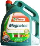 Ulei motor Castrol Magnatec C3, 5W-40, Diesel-Benzina, 5L