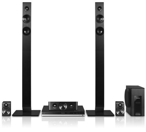 Sistem Home Cinema Panasonic BTT465EG9, 1000W, Bluetooth, NFC
