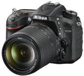Aparat Foto D-SLR NIKON D7200, Kit 18-140mm VR, Filmare Full HD, 24.2MP, Wi-Fi (Negru)