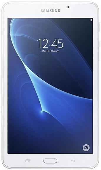 Tableta Samsung Galaxy Tab A T280, Procesor Quad-Core 1.3GHz, IPS LCD Capacitive touchscreen 7inch, 1.5GB RAM, 8GB Flash, 5 MP, Wi-Fi, Android (Alb)