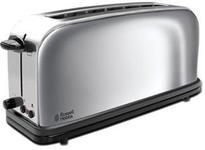 Prajitor de paine Russell Hobbs Chester 21390-56, 2 Felii, 1100W, Inox