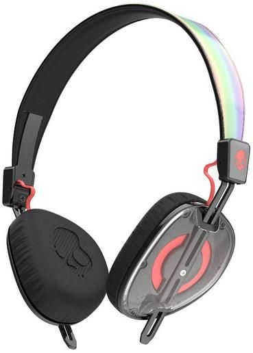 Casti cu Microfon SkullCandy Knockout Mash-Up (Multi Coral)