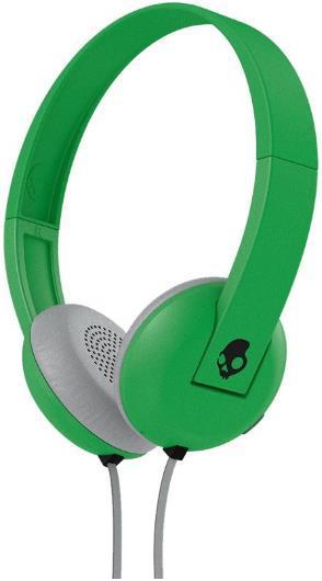 Casti Stereo SkullCandy Uproar III Famed, Jack 3.5mm, Microfon (Verde/Negru)