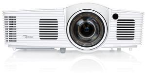 Videoproiector Optoma GT1070XE, 2800 lumeni, 1920 x 1080, Contrast 23000:1, HDMI, 3D (Alb)