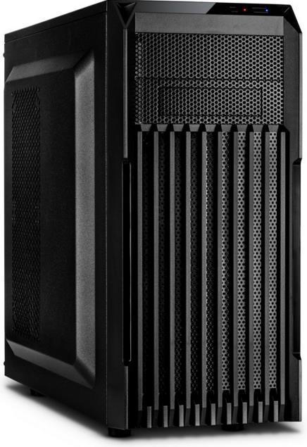 Carcasa Inter-Tech PCD-01 (Neagra)