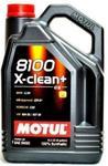 Ulei motor Motul 8100 X-Clean+, 5W-30, 5L