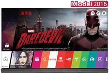 """Televizor LED LG 165 cm (65"""") 65G6V, Ultra HD 4K, Smart TV, 3D, webOS 3.0, WiFi, CI+"""