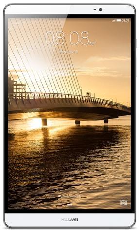Tableta Huawei Mediapad M2 8, Procesor Octa-Core 2GHz / 1.5GHz, IPS LCD Capacitive touchscreen 8inch, 2GB RAM, 16GB, 8MP, Wi-Fi, 4G, Android (Argintiu)