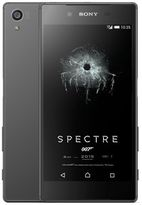 Telefon Mobil Sony Xperia Z5 007 Spectre Edition, Procesor Octa-Core 1.5GHz / 2GHz, IPS LCD Capacitive touchscreen 5.2inch, 3GB RAM, 32GB Flash, 23MP, 4G, Wi-Fi, Android (Negru)