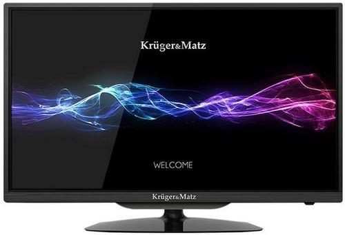 Televizor LED Kruger&Matz 61 cm (24inch) KM0224, HD Ready, CI