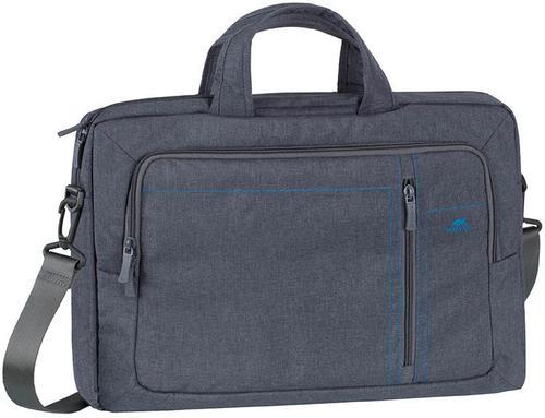 Geanta Laptop RivaCase 7530 Grey 15.6inch (Gri)