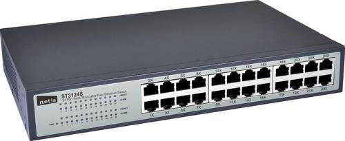 Switch Netis ST3124S, 24 Porturi
