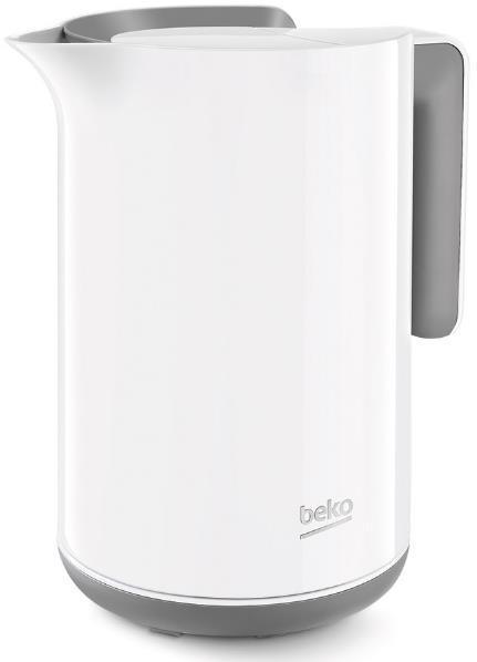 Fierbator electric Beko WKM6246W, 2400W, 1.7L