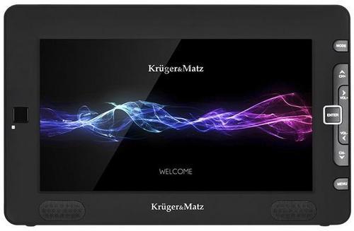Imagine indisponibila pentru Televizor LED Kruger & Matz 23 cm (9inch) KM0196, Portabil