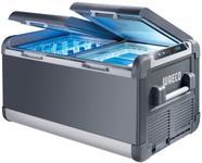 Frigider Auto cu compresor Waeco CoolFreeze CFX-95DZ2, Afisaj Digital, compartiment dublu pentru racire si congelare simultana, 12V/24V-100/240V, 85L