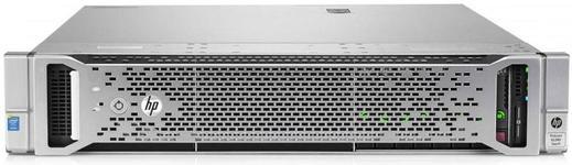 Server HP ProLiant DL180 Gen9 (Procesor Intel® Xeon® E5-2603 v4 (15M Cache, 1.70 GHz), 1x8GB, DDR4, RDIMM, No HDD, 550W PSU)