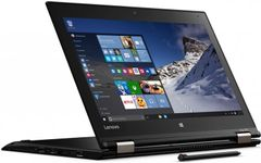 "Laptop 2in1 Lenovo ThinkPad Yoga 260 (Procesor Intel® Core™ i5-6200U (3M Cache, up to 2.80 GHz), Skylake, 12.5""FHD, Touch, 8GB, 256GB SSD, Intel® HD Graphics 520, Tastatura iluminata, Wireless AC, FPR, Win10 Pro 64)"