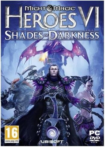 heroes of might & magic 6: shades of darkness (pc)