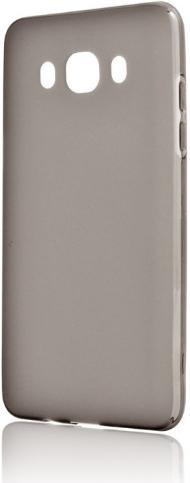 Protectie spate Lemontti Silicon PRSILILEMJ510NPACHET, folie protectie inclusa, pentru Samsung Galaxy J5 (2016) (Negru)