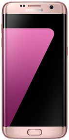 Telefon Mobil Samsung Galaxy S7 Edge, Procesor Octa-Core 2.3GHz / 1.6GHz, QHD Super AMOLED Capacitive touchscreen 5.5inch, 4GB RAM, 32GB Flash, 12MP, 4G, Wi-Fi, Android (Roz)