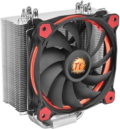 Cooler CPU Thermaltake Riing Silent 12 (Rosu)