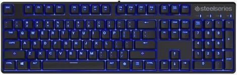 Tastatura Gaming Mecanica SteelSeries Apex M500, switch MX Red (Neagra)