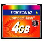 Card Transcend CF 4GB (133x)