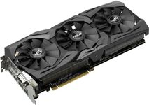 Placa Video ASUS ROG STRIX GeForce GTX 1080 GAMING, 8GB, GDDR5X, 256 bit