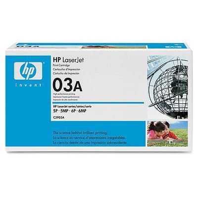 Toner HP C3903A (Negru)