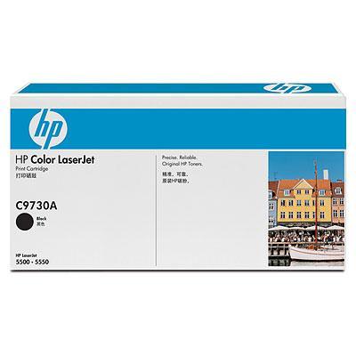 Toner HP C9730A (Negru)