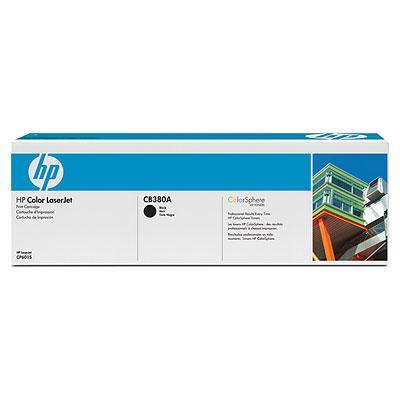 Toner HP CB380A (Negru)