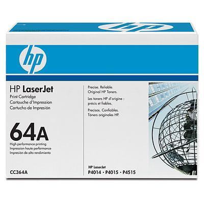 Toner HP CC364A (Negru)