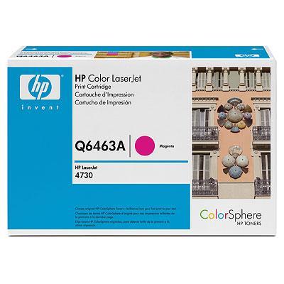 Toner HP Q6463A (Magenta)