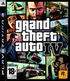 Rockstar Games Grand Theft Auto IV (PS3)