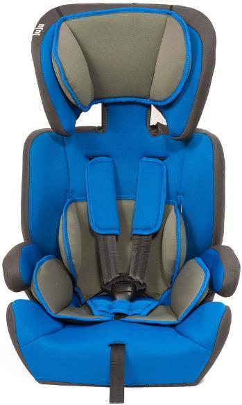 Scaun auto Juju Safe Rider (Albastru/Gri) title=Scaun auto Juju Safe Rider (Albastru/Gri)