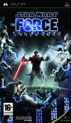 Lucasarts Star Wars: The Force Unleashed (psp)