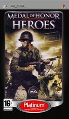 Electronic Arts Medal of Honor: Heroes PLATINUM (PSP)