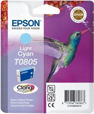 Cartus cerneala Epson T0805 (Cyan deschis) poza 2021