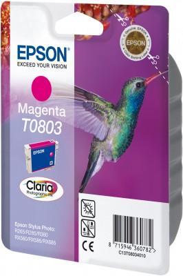 Cartus cerneala Epson T0803 (Magenta)