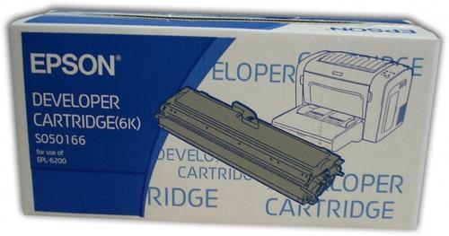 Toner Epson C13S050166 (Negru - de mare capacitate)