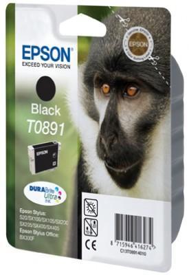 Cartus cerneala Epson T0891 (Negru) poza 2021