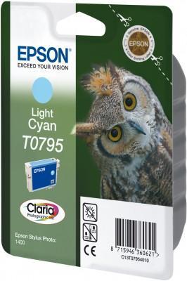 Cartus cerneala Epson T0795 (Cyan deschis)