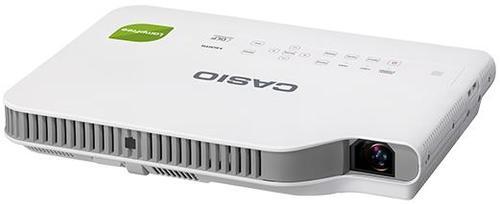 Videoproiector Casio XJ-A252-EJ, 3000 lumeni, 1280 x 800, Contrast 1.800:1 (Alb)