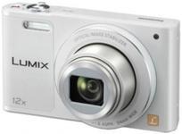 "Aparat Foto Digital Panasonic DMC-SZ10EP-S, 16 MP, 1/2.33"" CCD, Filmare HD, Zoom Optic 12x, Wi-Fi (Alb)"