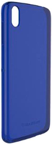 Protectie spate BlackBerry Soft Shell ACC-63010-002 pentru BlackBerry DTEK50 (Albastru)