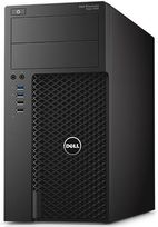 Sistem Workstation Dell Precision Tower 3620 (Procesor Intel® Xeon® E3-1240 v5 (8M Cache, 3.50 GHz), Skylake, 16GB, 1TB @7200rpm + 256GB SSD, nVidia Quadro M2000@4GB, Win7 Pro + upgrade la Win10 Pro, Tastatura+Mouse)