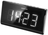 Radio cu ceas Sencor SRC 340 (Negru)