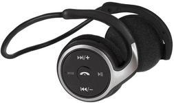 Casti alergare Kruger&Matz KMP10BT, Bluetooth (Negre)