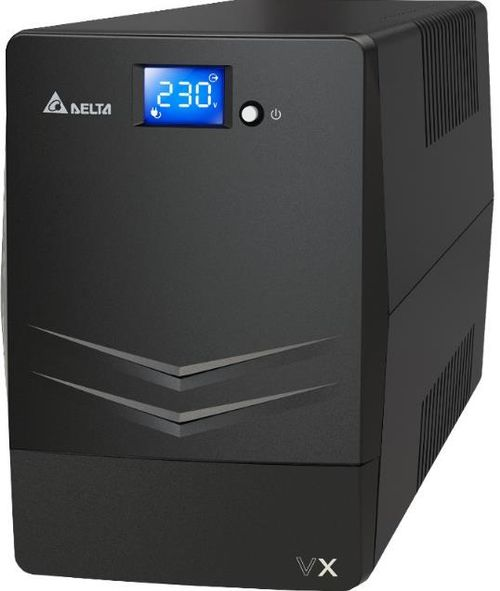 UPS Delta Agilon Family VX Series 1000VA/600W Management, 4 x IEC 320